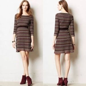 Anthropologie Sparrow Sweater Dress Size Small NEW